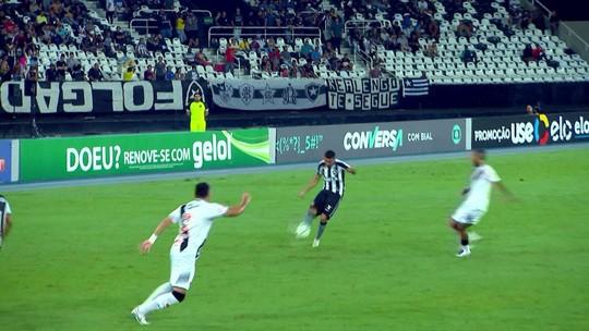 Melhores momentos de Botafogo 1 x 1 Vasco pela 28ª rodada do Campeonato Brasileiro