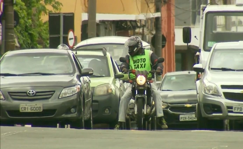 Após suspender fiscalização, prefeitura aguarda reivindicações de mototaxistas em Piracicaba - Noticias