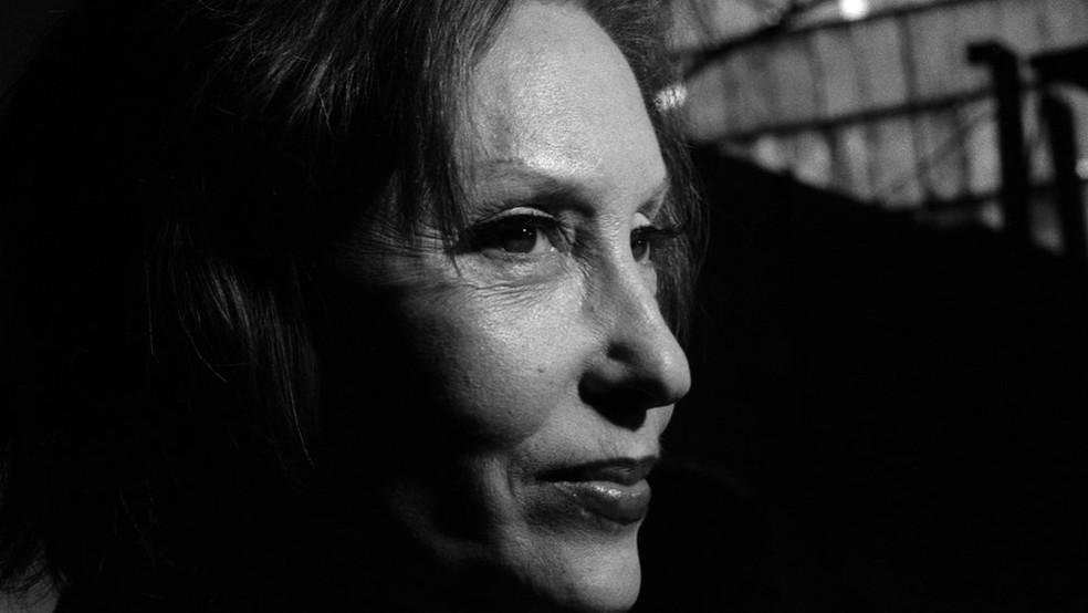 Escritora nasceu na Ucrânia e migrou com a família para o Brasil aos dois anos — Foto: Maureen Bisilliat/Acervo Instituto Moreira Salles