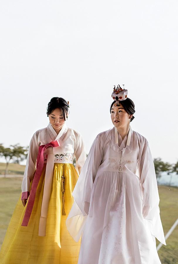 Casamento coreano (Foto: Sarah Falugo)