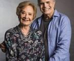 Tarcísio Meira e Gloria Menezes  | Reprodução