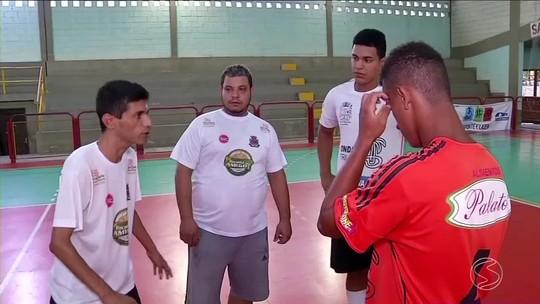 Barra Mansa é exemplo de fairplay em jogo com Barra do Piraí pela Copa Rio Sul de Futsal