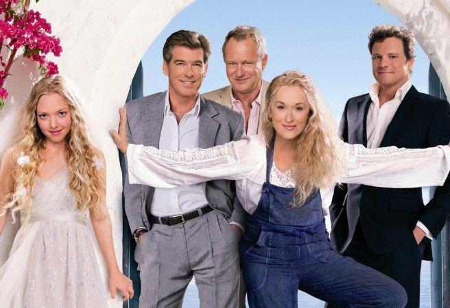 Mamma Mia! Here we go again! (Foto: Reprodução)
