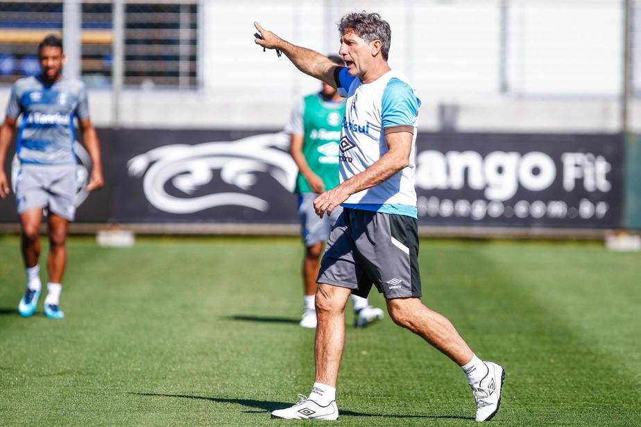 Grêmio usa São Paulo como teste para finais e última presença dos titulares