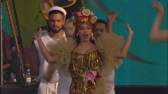 Rock in Rio Lisboa vira baile soul com Bruno Mars, baile funk com Anitta e bailinho de escola com Demi Lovato