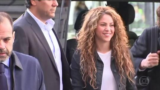 Shakira se defende das acusações de plágio