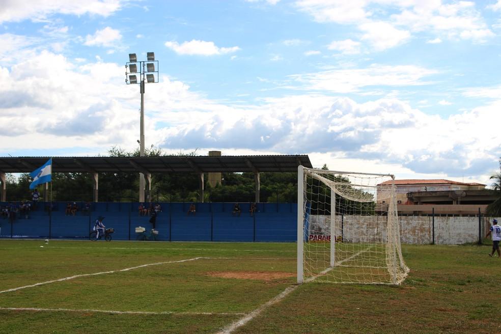 Estádio Pedro Alelaf (Foto: Josiel Martins/GloboEsporte.com)
