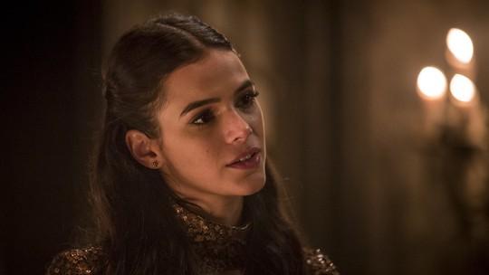 Catarina pede Afonso em casamento