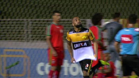 Pilar da retomada, bola aérea é responsável por mais de 50% dos gols do Criciúma com Mazola