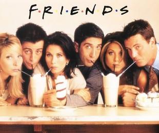 'Friends' | Reprodução da internet