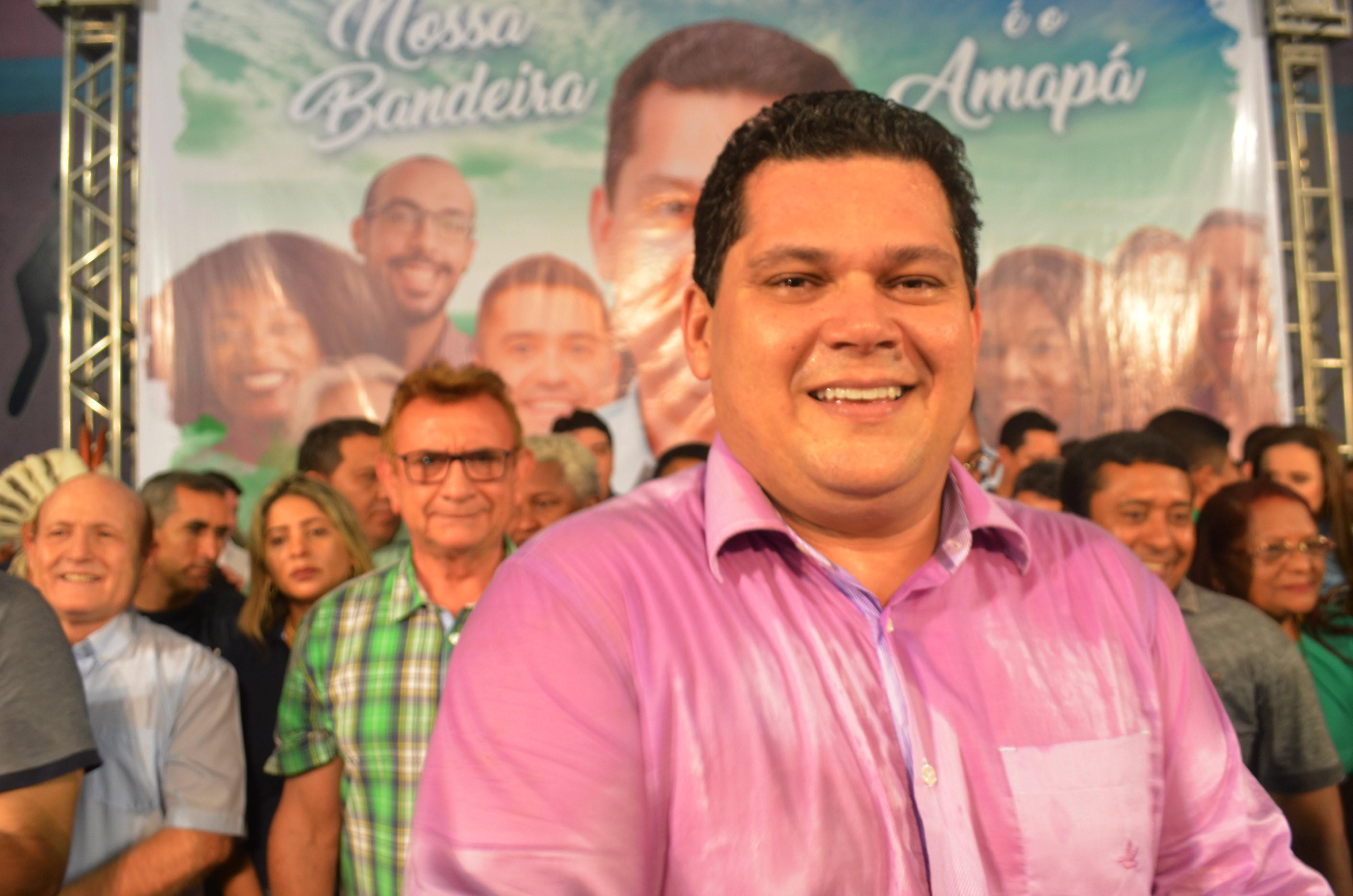 Davi Alcolumbre lança pré-candidatura ao governo do Amapá pelo DEM