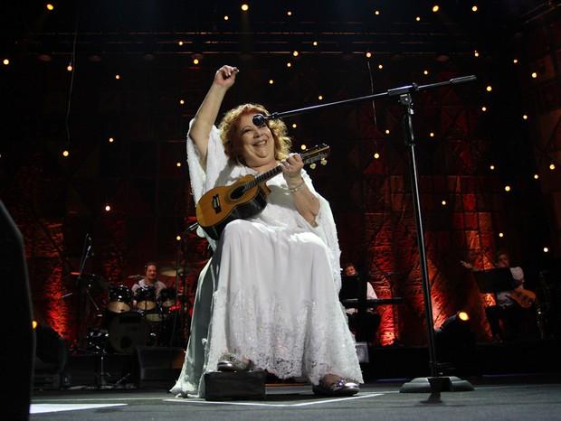 Beth Carvalho (Foto: Cláudio Augusto/Photo Rio News)