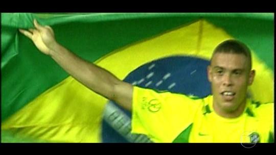 Meu lance de Copa: Ronaldo relembra superação e título de 2002
