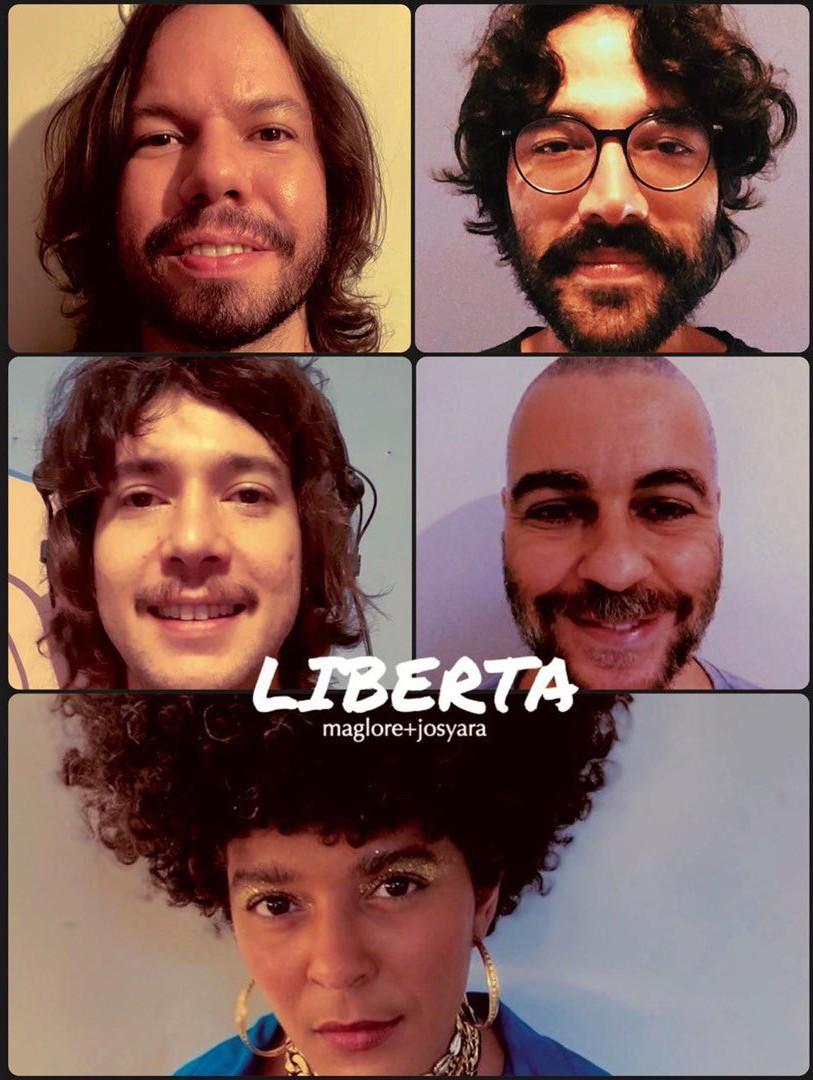 Banda Maglore revitaliza sobra de álbum de 2017 em gravação aditivada com a voz e o violão de Josyara