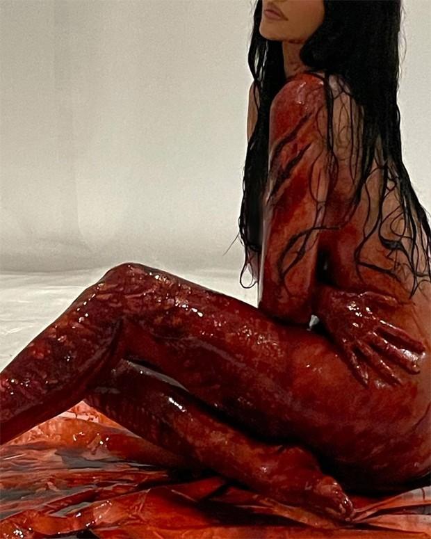 Fãs zoaram nova campanha de Kylie Jenner (Foto: Reprodução / Instagram)