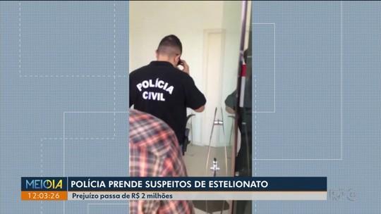 Empresário e contador são presos em operação que mira associação criminosa suspeita de causar prejuízo de mais de R$ 2 milhões