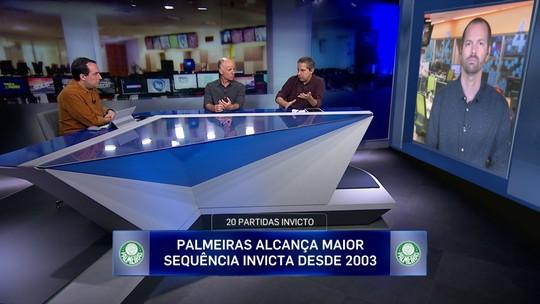 """Jornalistas declaram o fim da era de 12 times brigando pelo título da Série A: """"Consolidação inédita"""""""