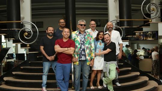 'Cine Holliúdy': elenco, direção e autores lançam série de humor na TV