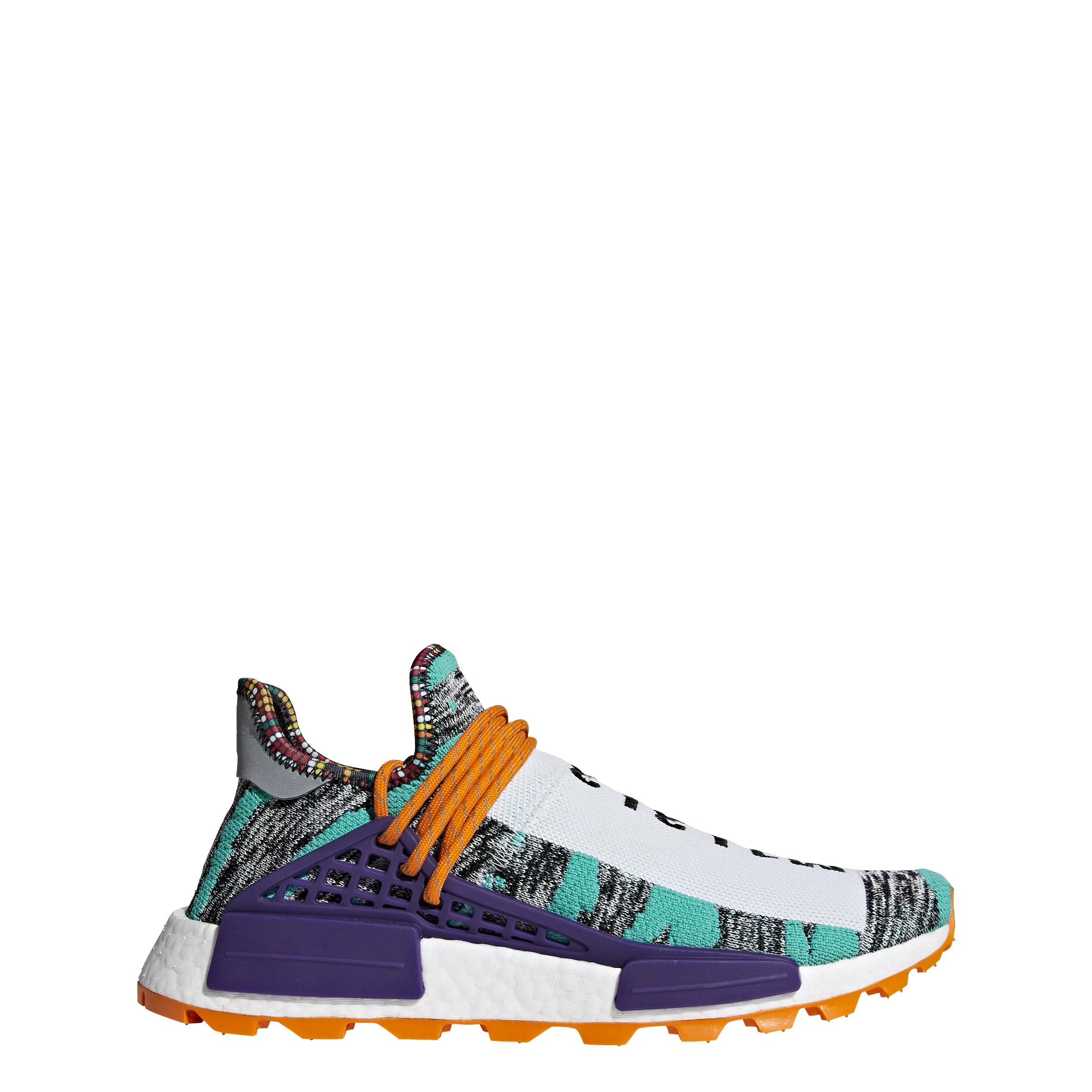 O adidas Originals x Pharrell Williams Afro Hu NMD (Foto: Divulgação)