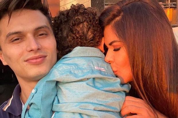 Mara Maravilha diz que filho de 2 anos também está com Covid-19 - Quem   QUEM News