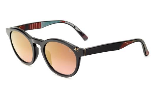 8294af543 Obras de Basquiat são inspiração para coleção de óculos - Revista Glamour |  Fashion news
