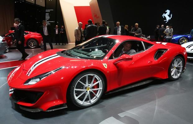 Ferrari 488 Pista (Foto: Newspress)