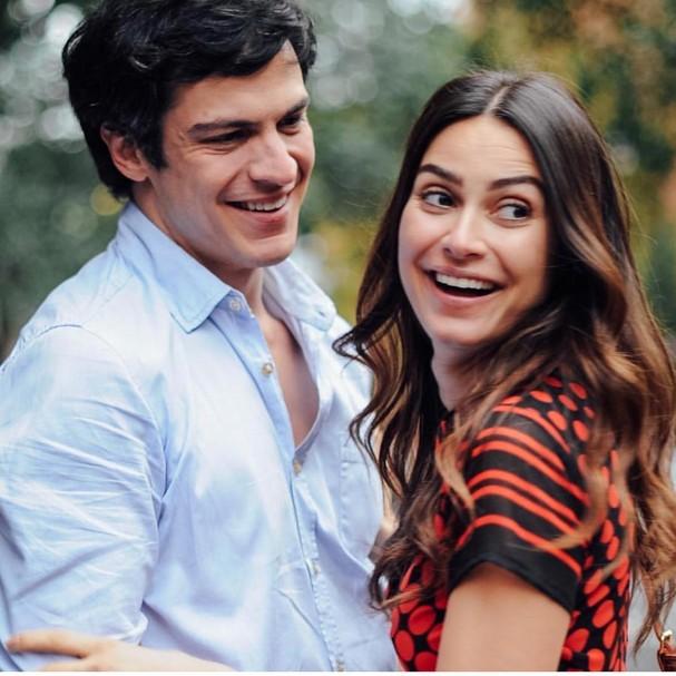 Mateus Solano e Thaila Ayala (Foto: Divulgação)