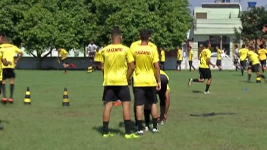Fora da Copinha, Suzano vive expectativa de retomar futebol profissional em 2019