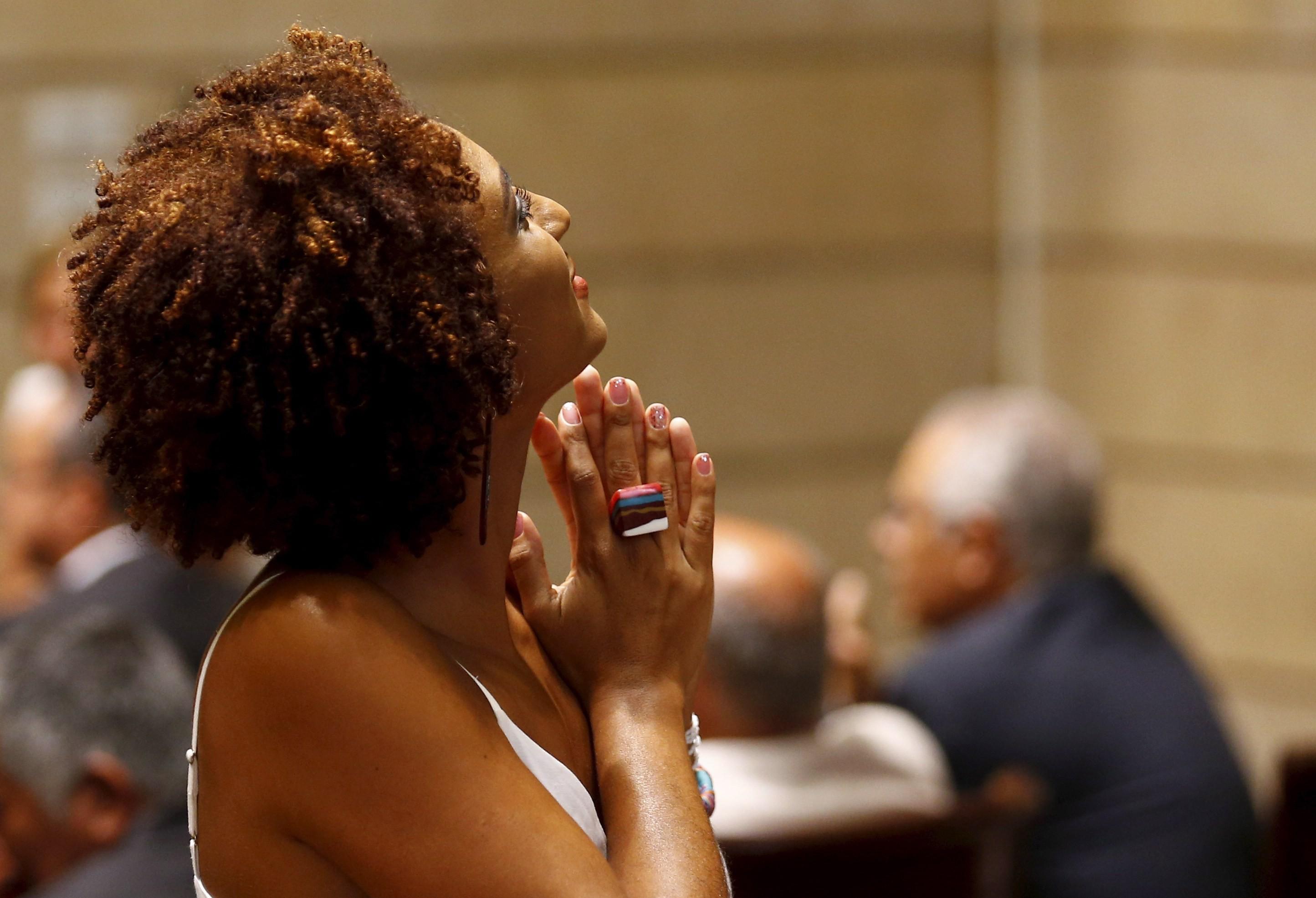 Marielle Franco no dia da posse na Câmara dos Vereadores, em 1 de janeiro de 2017