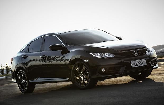 Novo Honda Civic Chega 224 S Lojas Com Pre 231 O De R 87 900