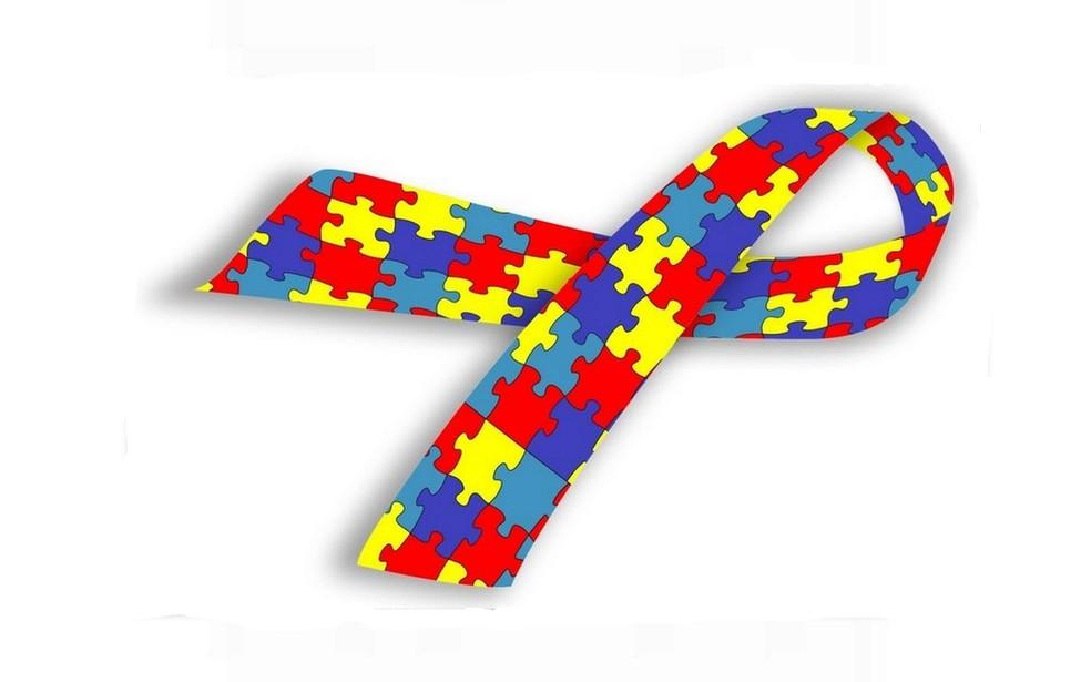 -  Símbolo mundial da conscientização do Transtorno do Espectro Autista  Foto: Câmara Municipal/Divulgação