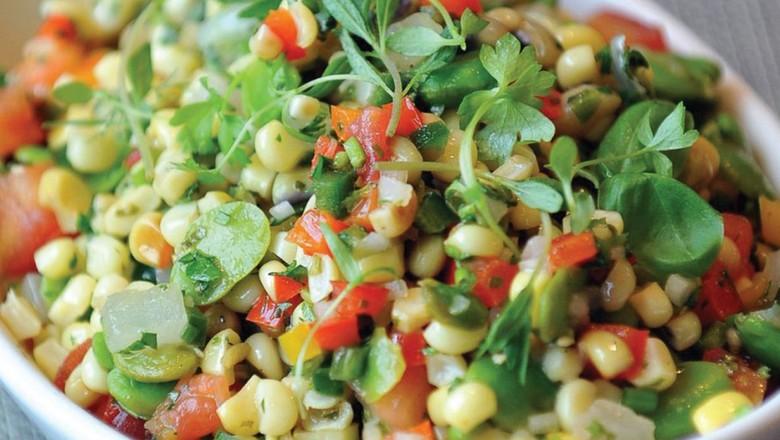 receita-salada-vinagrete (Foto: Divulgação)