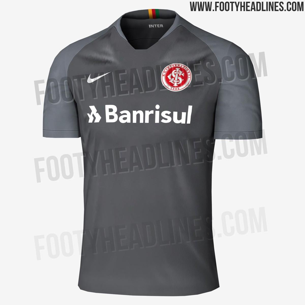 7caeaad5de Site vaza imagens de suposto terceiro uniforme do Inter para 2018 ...