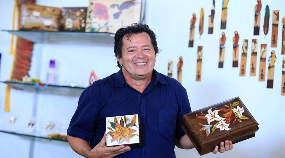 O empresário Maqueson Pereira da Silva (Foto: Divulgação)