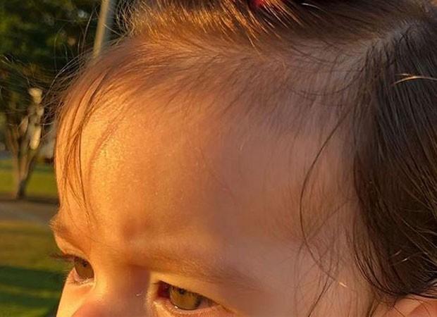 Linda, filha de Adriana Sant'Anna e Rodrigão (Foto: Reprodução/Instagram)