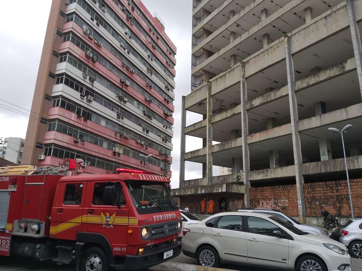 Corpo é encontrado em prédio abandonado no centro de Maceió - Notícias - Plantão Diário