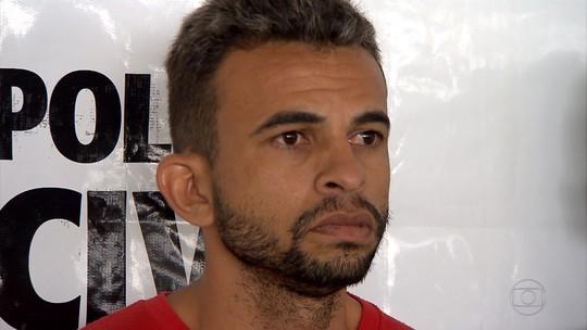 Homem é preso por suspeita de fazer parte de quadrilha que roubava casas no interior de Minas Gerais