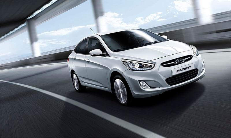Hyundai Accent Sedan (Foto: Divulgação)