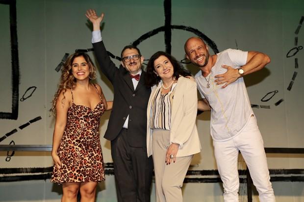 Elenco de 'Divórcio' (Foto: Manuela Scarpa / Brazil News)