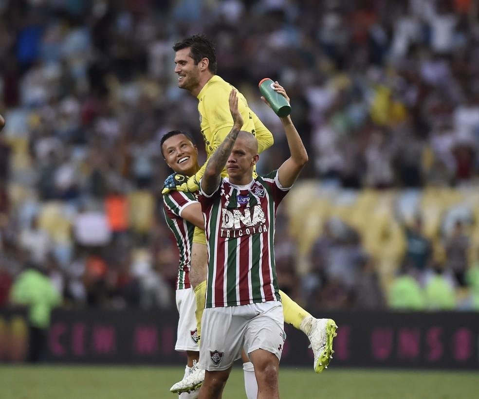 Marcos Junior está de saída — Foto: Andre Durão
