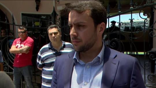 Brant diz não ver problema que impeça a realização da estreia no Carioca