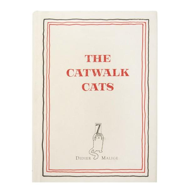 Catwalk Cats, de Grace Coddington (Foto: Divulgação)