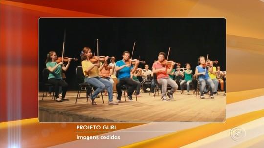 Projeto Guri abre mais de 900 vagas nas regiões de Sorocaba e Itapetininga