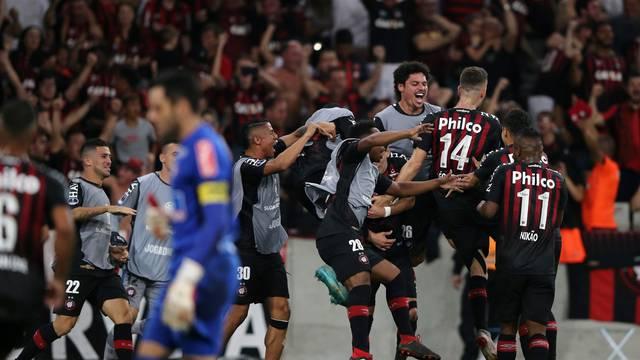 Atlético-PR x Junior Barranquilla Copa Sul-Americana