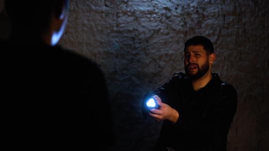 Combo Z: Ramon Ítalo usa filmes e jogos de terror para fazer Gameplay