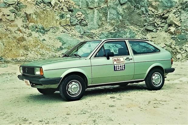 VW Gol AE 1985 (Foto: Divulgação)