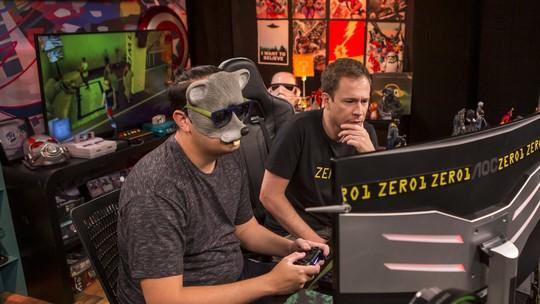 Veja gameplay estendido de 'Hitman 2' com Tiago Leifert e Rato Borrachudo