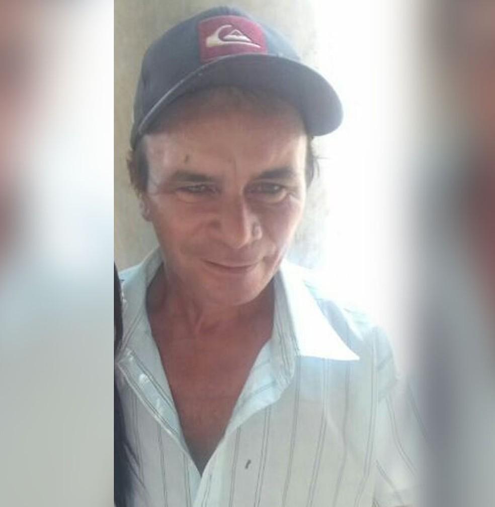 Francisco Lúcio Maia, de 48 anos, morreu na Avenida Miguel Sutil, em Cuiabá (Foto: Arquivo pessoal)
