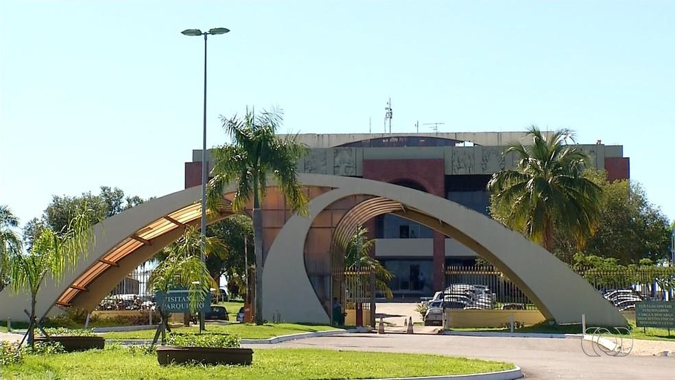 Tocantins é o segundo estado que mais gasta com servidores (Foto: Reprodução/TV Anhanguera)