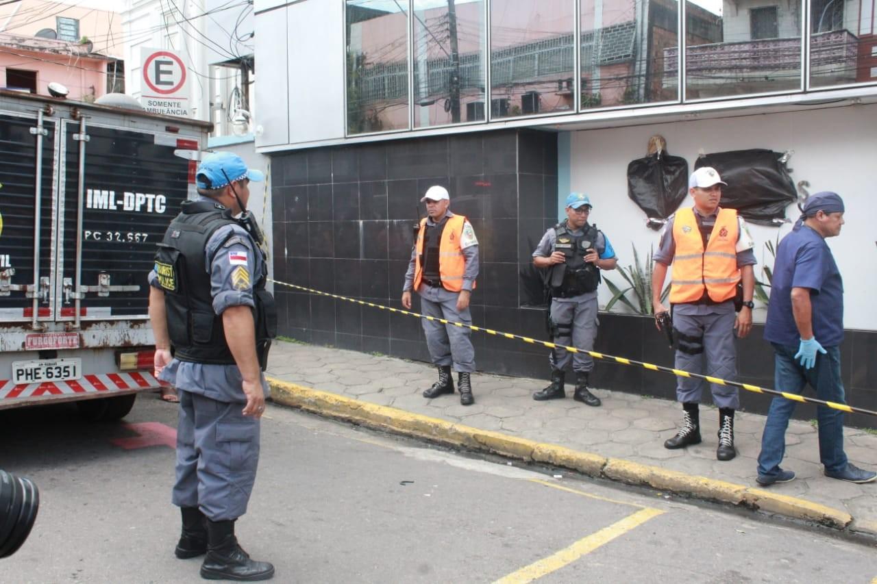 Homem baleado morre ao tentar se esconder de criminosos em hospital na Zona Sul de Manaus